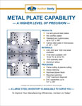 Metal Plate Capability Flyer