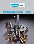 Danly IEM Pins and Bushings (Inch)