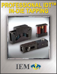 In-Die Tapping