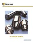 Lamina Round Mold Components