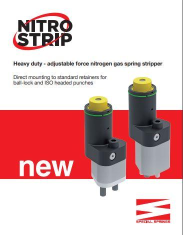 Nitro Strip - Heavy Duty Gas Spring Stripper