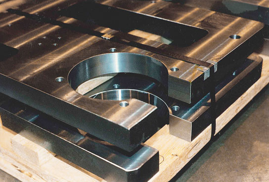 Double Stacked Steel Plate Grey