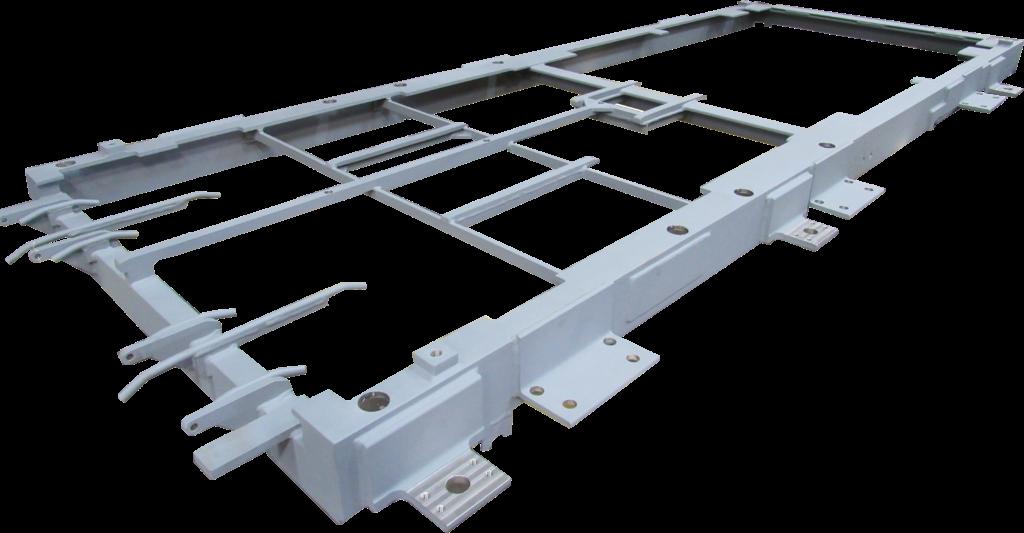 Large Die Lift Rack Grey